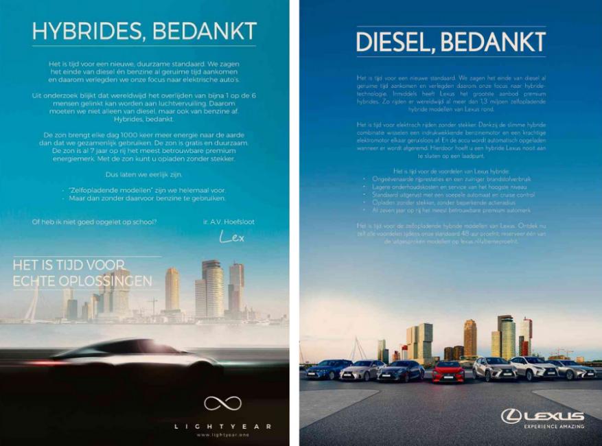 Lightyear Dist Lexus Met Tegenadvertentie Aftersales Magazine