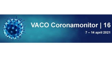 VACO Coronamonitor 16: er gloort hoop