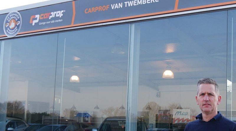 CarProf ook in België