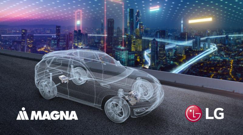 LG en Magna starten JV e-aandrijvingen