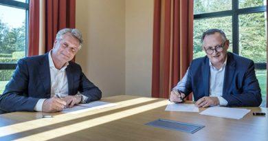 Louwman Group start samenwerking met Aon