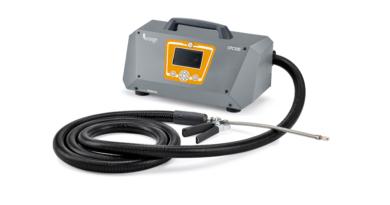 Deeltjesteller Orange met CPC-technologie